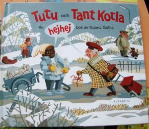 Tutu och Tant Kotla - framsida
