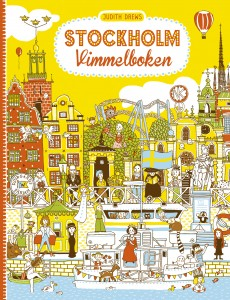 Stockholm - Vimmelboken