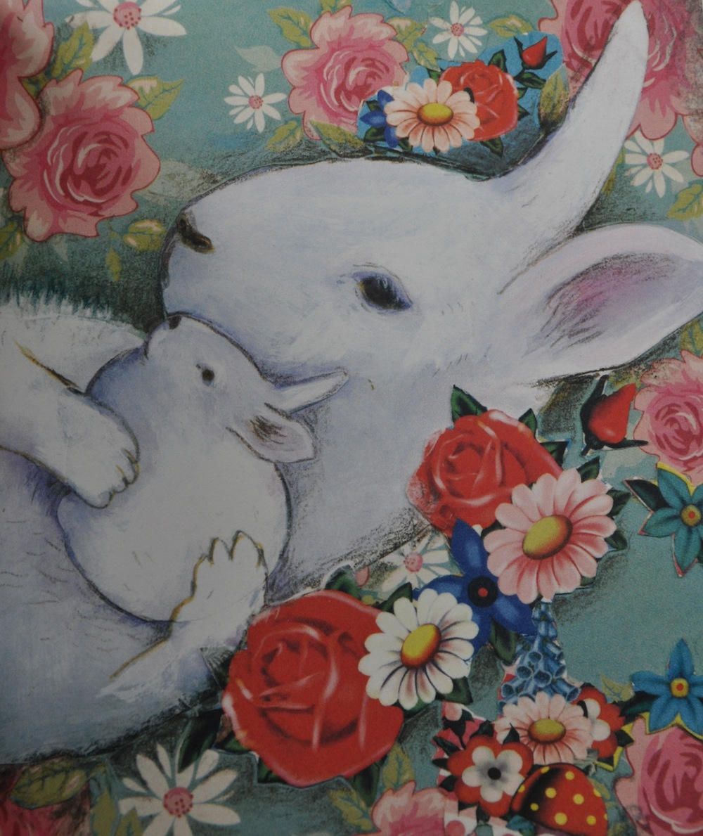 Kaninmamma