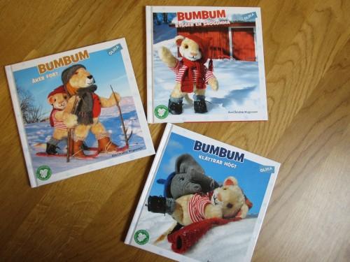 Bumbum-böcker