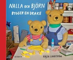 Nalla och Bjorn bygger en drake