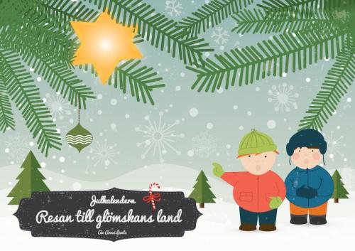 Julkalender: Glömskans land