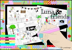 luna & friends
