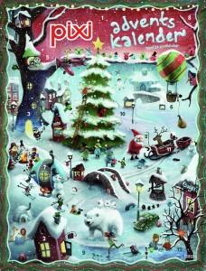 Pixi adventskalender 2014