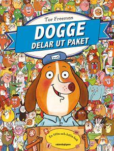 Dogge delar ut paket cover