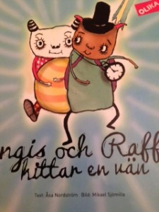 Pingis och Raffe 1