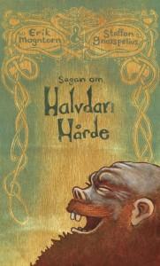 Halvdan Hårde cover