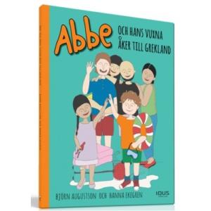 Abbe och hans vuxna åker till Grekland