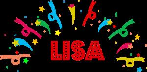 Vinnare: Lisa