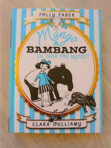 Mango och Bambang - en tapir för mycket