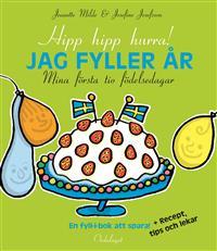 när fyller år Nya fylla i böcker från Ordalaget – Barnboksprat när fyller år